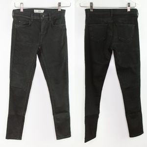 TOPSHOP Moto Petite Leigh Skinny Fit Jeans 26/28